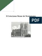 Catecismo De fe de Westminster