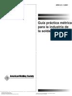 Soldadura Aluminotermica 5-032