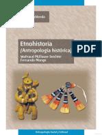 Etnohistoria Fernando Monge