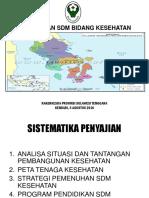PEMENUHAN-SDM-KESEHATAN_RAKERKESNAS-SULTRA-1.pptx