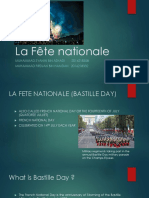 La Fête Nationale