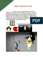 Que Es Sistema Operativo Linux