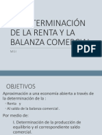 06 Determinación Del Producto y Balanza Comercial 2018