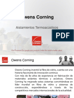 Presentacion Owens Corning P-2016