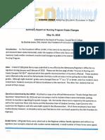 10 USE Summary report on nursing program grade changes .pdf