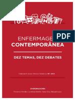 Enfermagem Contemporânea - Dez Temas, Dez Deabtes Vol 1