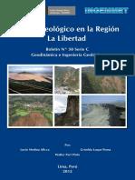 Riesgo Geologico Region La Libertad