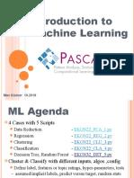 EKON22 Introduction to Machinelearning