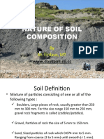 Nature of Soil Composition