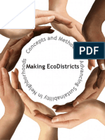 Making Ecodistricts Concepts and Methods for Advancing Sustainability in Neighborhoods