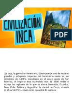 Gran Civilizacion Inca