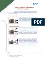 Montaje y Mantenimiento - Acople Tipo Grilla SKF