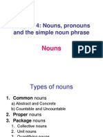 Chapter 4.Nouns