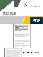 Paper Metodologia de la investigación