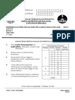 Paper 2 Melaka Physics 2010