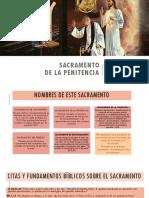 Sacramento Penitencia