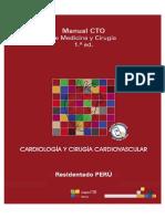 CARDIOLOGIA CTO PERU 2018