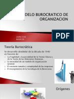 modeloburocraticodeorganizacion