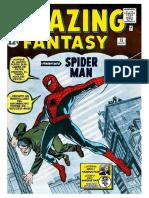 Spiderman Final Edicion  2018