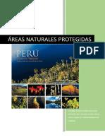 Áreas Naturales Protegidas- Cuencas