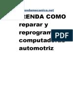 Manual Para Reparar Ecu