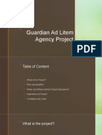 agency project pp