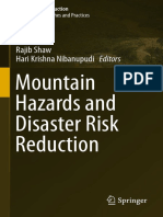 (Disaster Risk Reduction) Rajib Shaw, Hari Krishna Nibanupudi (Eds.)-Mountain Hazards and Disaster Risk Reduction-Springer Japan (2015)