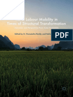Rural Labour Mobility in Times of Structural Transformation_ Dynamics and Perspectives From Asian Economies