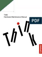 Thinkpad t480 Manual