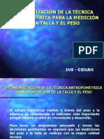 EXPO Antropometria