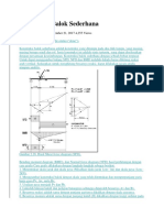 MATERI KD-6 Konstruksi Balok Sederhana