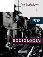 #Sociologia - Elementos Básicos - Flávia Carvalho Chagas (Organizadora)