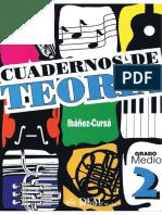 Ibañez-Cursá - Cuadernos de Teoría Grado Medio 2
