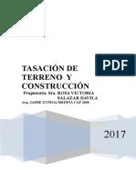 Tasacion Independencia