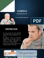 Tos Clinicas