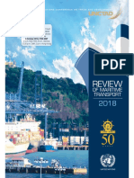 REVIEW OF MARITIME TRANSPORT 50 Years