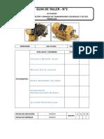 Guía de Taller 2 - Transmisiones COMPLETA