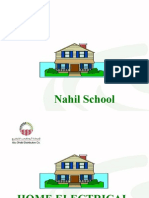Home Electrical Safety for Kids Nahil