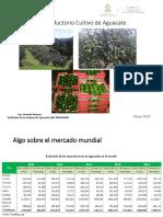 Presets Condiciones Agroecologicas Actualizado Febrero 2018 PRONAGRO Siguatepeque