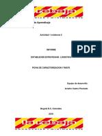 Actividad 1. Evidencia 2 Informe