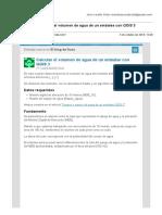 Gmail - [Nueva Entrada] Calcular El Volumen de Agua de Un Embalse Con QGIS 3
