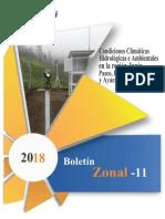 Boletin Setiembre 2018