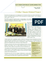 DVRP Newsletter Resilience Vol.2, Issue 1