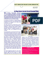 DVRP Newsletter Resilience Vol. 2, Issue 2