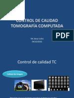 Control de Calidad TC
