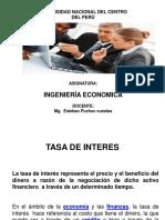 Diapositivas de Ingeniería Económica  - CÁLCULO DE INTERESES  (P-2).pptx