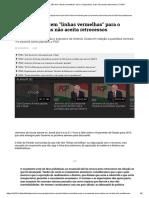 Jerónimo Não Tem _linhas Vermelhas_ Para o Orçamento, Mas Não Aceita Retrocessos _ TVI24