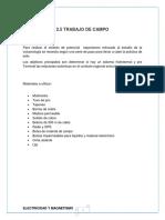 2.5 Trabajo de Campo (1)