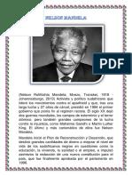 Nelson Mandela Grandes Lideres