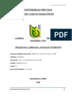 Silabus Topografia Dos Ing Civil 2018-II